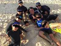 西原マリンパークでビーチパーティー♪(ブログ)を投稿しました。 | 沖縄や那覇でリフォームするなら【株式会社 あうん工房】