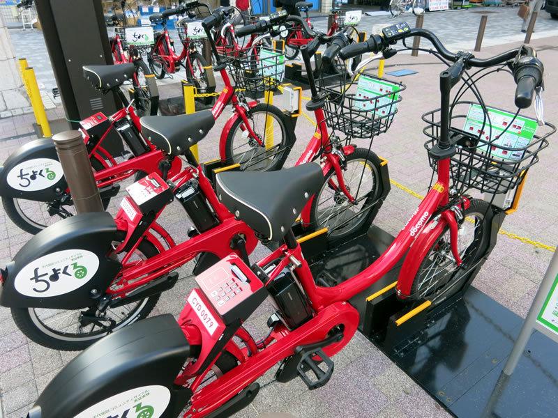 真っ赤なこの自転車を見た時に ...