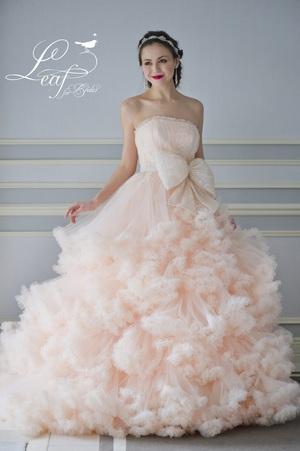 Leaf for Brides 新作Dress 入荷