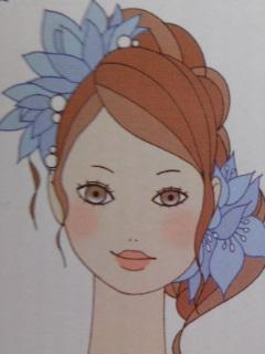 結婚式 花嫁 髪型 エクステ