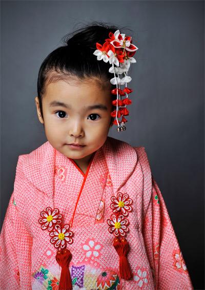 最新のヘアスタイル 三歳女の子髪型  歳くらいの髪が短い女の子