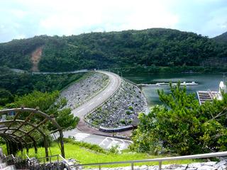 台湾小吃「花蓮」のブログ:福地ダム