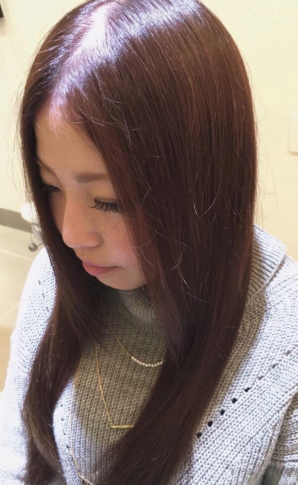 沖縄美人 カラーモデル
