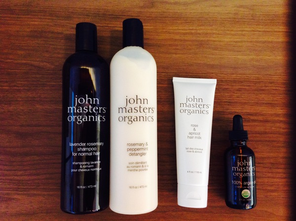 John masters organic so
