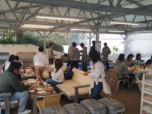 瀬長島ウミカジテラスオーシャングリル(BBQ)