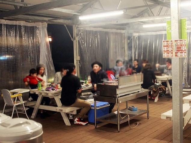 ウミカジテラスオーシャングリル(BBQ)プレオープンイベント