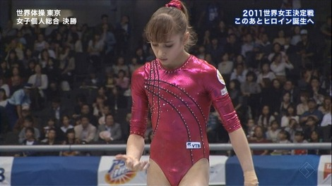 【エロ目線】第57回NHK杯体操「女子個人総合」->画像>91枚